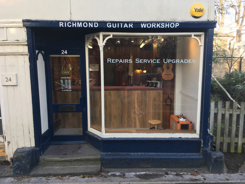 Richmond Guitar Workshop